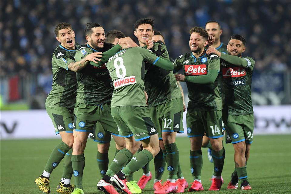 Brescia-Napoli 1-2, pagelle / E' il gattusismo, bellezza. 6 vittorie su 7 e il ritorno di Fabian
