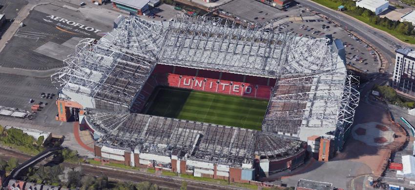 Il glorioso Old Trafford è diventato un peso per il Manchester United