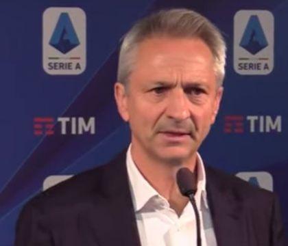 Dal Pino va a un'altra velocità, sta portando la Serie A sul