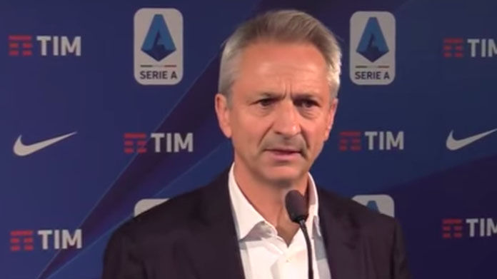 Dal Pino va a un'altra velocità, sta portando la Serie A sul mercato (quello vero)