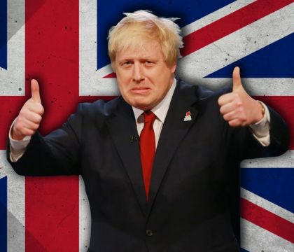 Coronavirus, Boris Johnson con l