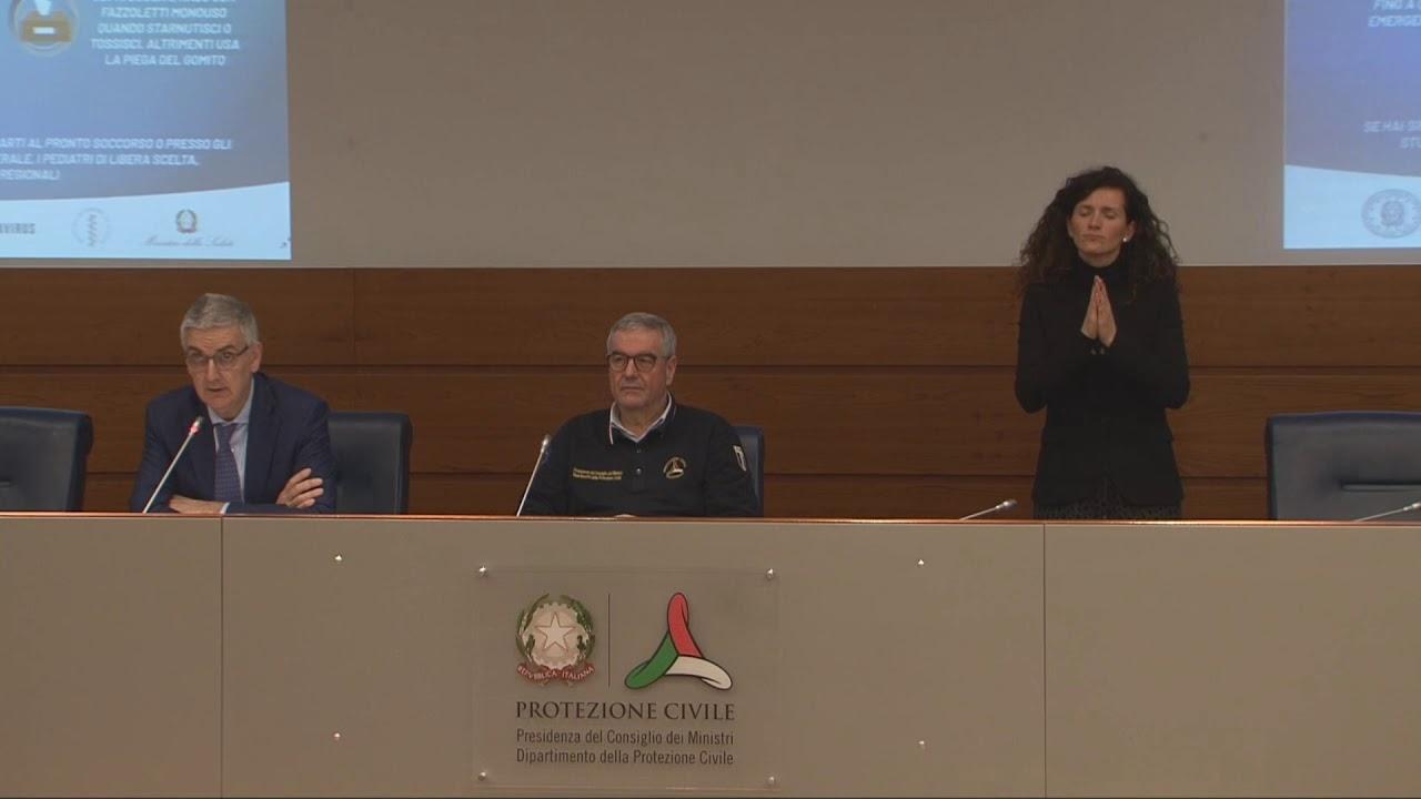 Borrelli: 525 nuovi decessi, il dato più basso dal 19 marzo. Non abbassare la guardia