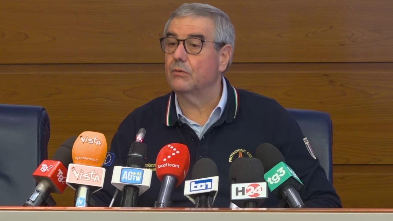 """Borrelli: """"Le mie parole sono state equivocate. Misure in vigore fino al 13 aprile"""""""