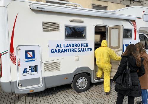 """Repubblica: L'accusa dell'Ordine dei medici """"L'assistenza domiciliare a Napoli non è partita"""""""