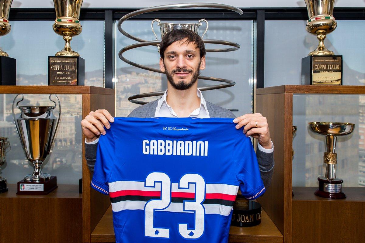 """Gabbiadini a Sky: """"Chiedo scusa per il look ma sono senza barbiere come Mattarella"""""""