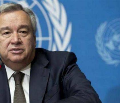 L'ONU: il coronavirus è la sfida più grande dalla seconda gu