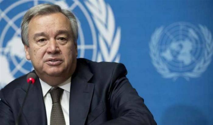L'ONU: il coronavirus è la sfida più grande dalla seconda guerra mondiale