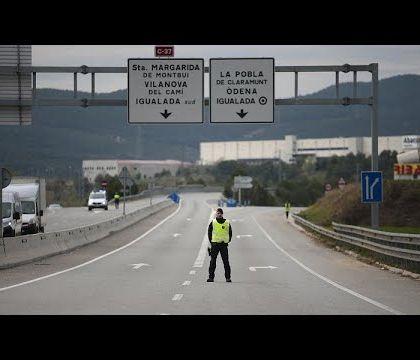 Anche la Spagna ha la sua Bergamo, Igualada. Il sindaco chia