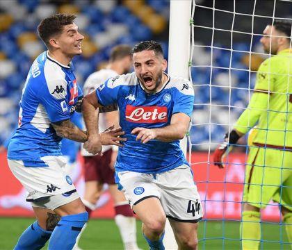 Barcellona Napoli, Manolas in vantaggio su Maksimovic, Lobotka e Demme spalla a spalla