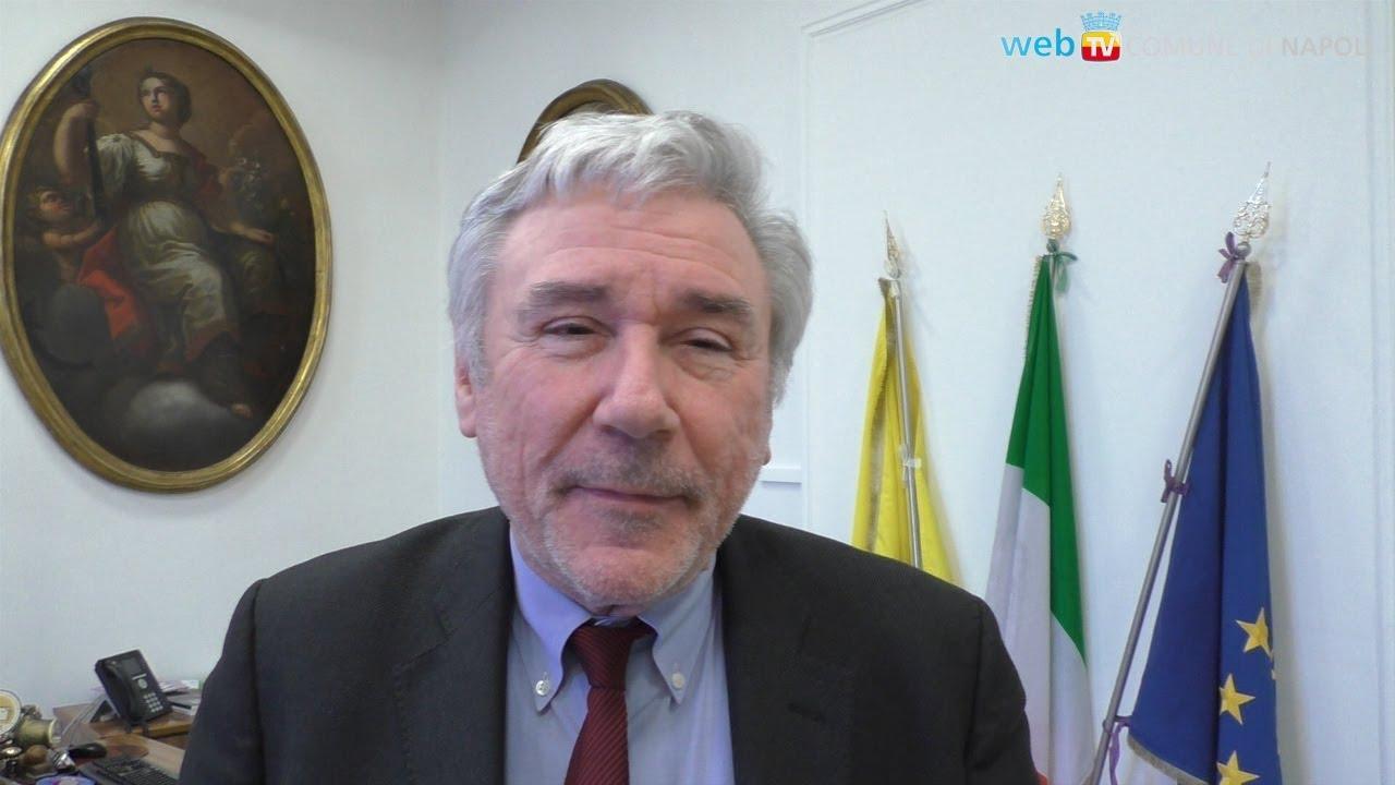 Panini: «Lunedì sarà creato il Fondo della città di Napoli, aiuti a chi non ce la fa»