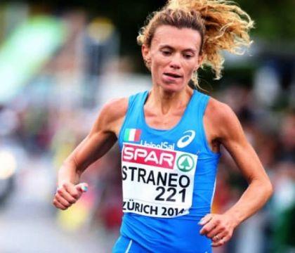 La maratoneta Straneo: «Non corro all'aperto, la gente si è