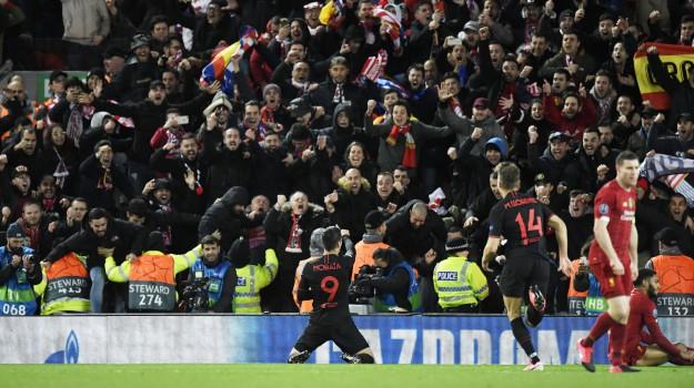 La polizia inglese vuole che il Liverpool vinca il titolo in campo neutro