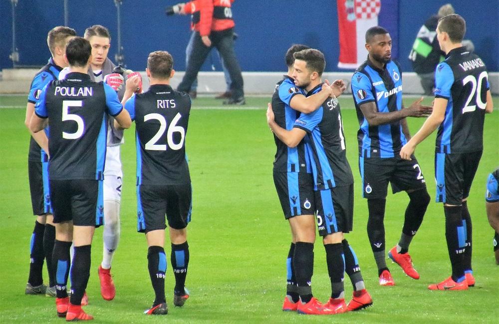 Campionato belga verso la chiusura: titolo assegnato alla capolista Club Brugge