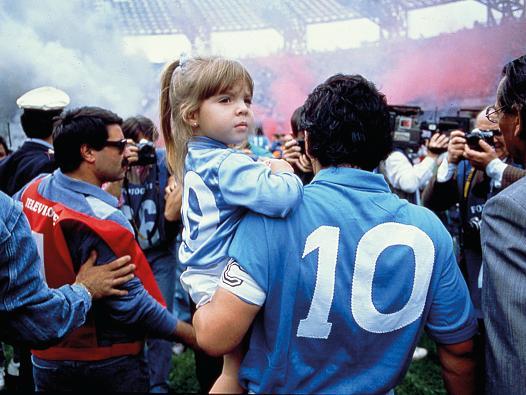 Andai a trovare Maradona il giorno prima che lasciasse Napoli