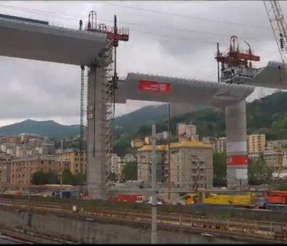 Il governo ha deciso: il nuovo Ponte Morandi sarà gestito da