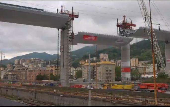 Il governo ha deciso: il nuovo Ponte Morandi sarà gestito da Autostrade
