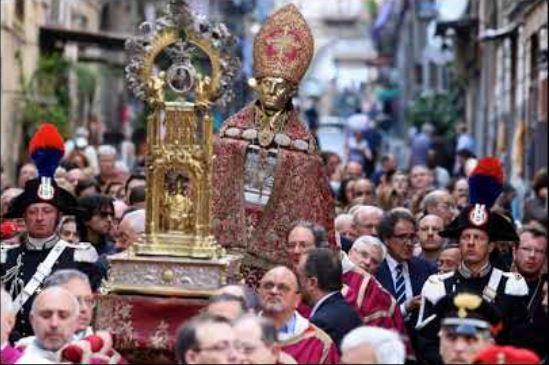 Il culto di San Gennaro si candida a diventare Patrimonio Unesco