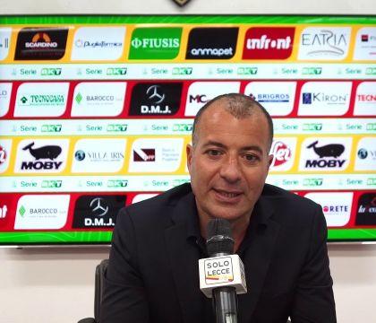 """Il presidente del Lecce: """"Lecce Atalanta fu un atto di pura"""