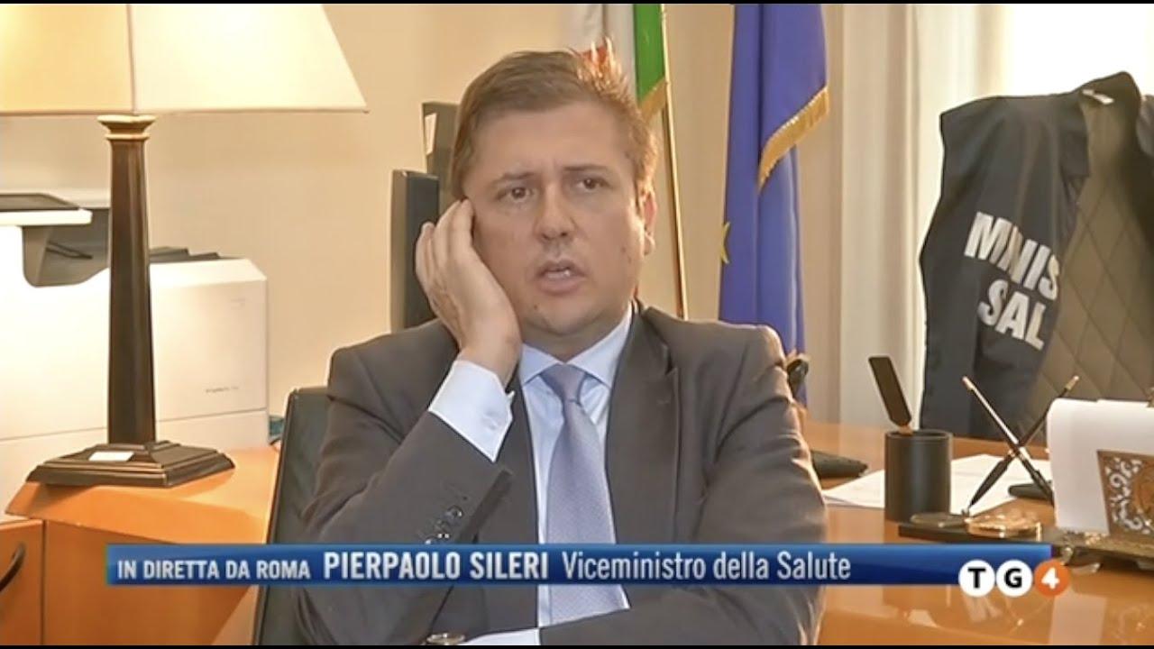 Sileri: «Ai primi sintomi sospetti di Covid, fare test. Sbagliato pensare che sia solo raffreddore»