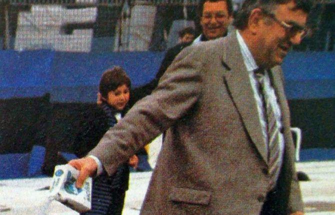 Lucescu e il calcio anni 80: «Anconetani padre padrone. Pagava a fine stagione, diceva che rendevamo di più»