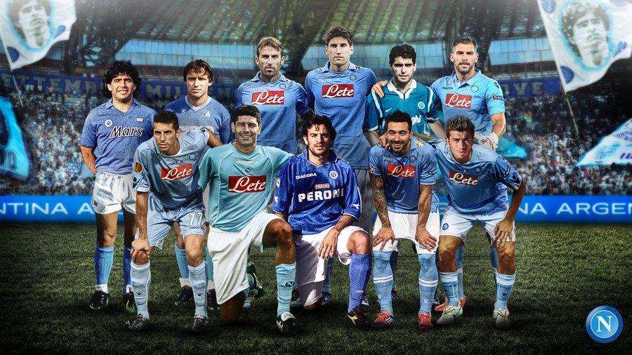 Il Napoli precisa di non aver volutamente dimenticato Higuain nell'undici argentino