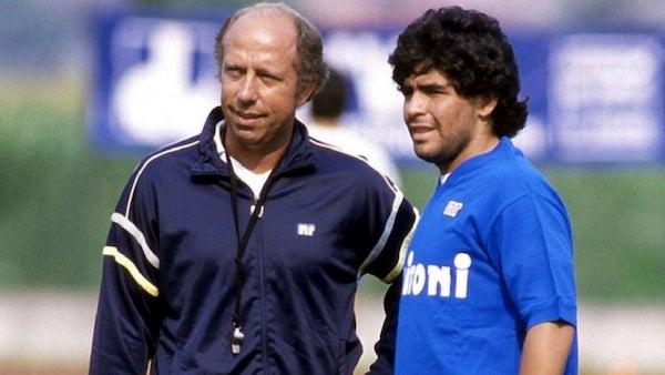"""Bianchi non riesce a commentare la morte di Maradona: """"Sono troppo sconvolto"""""""
