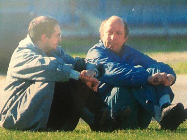 L'autobiografia di Bianchi: «Lo scudetto dell'88 lo perdemmo perché i giocatori pensavano ai rinnovi»