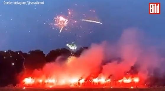 """""""Dresda è diversa"""". Alla Dynamo non bastano i fuochi d'artificio dei tifosi"""