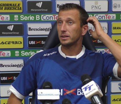 Gastaldello: a Brescia la gente mi chiede perché torniamo a giocare, è una ...
