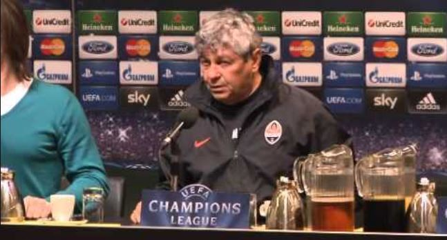 "Lucescu: ""L'assenza di Ronaldo ci sarà d'aiuto. Crediamo di poter vincere"""
