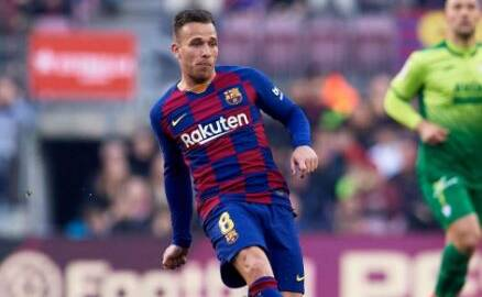 Arthur torna a Barcellona (per risolvere il contratto)