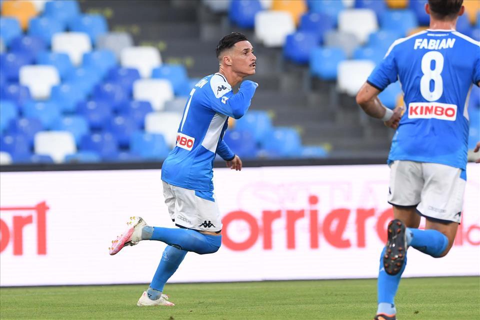 De Laurentiis ha fatto di tutto per trattenere Callejon, ma lui vuole tornare in Liga