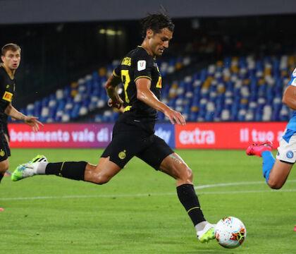 Sampdoria, ufficiale l'arrivo di Candreva: era stato proposto al Napoli