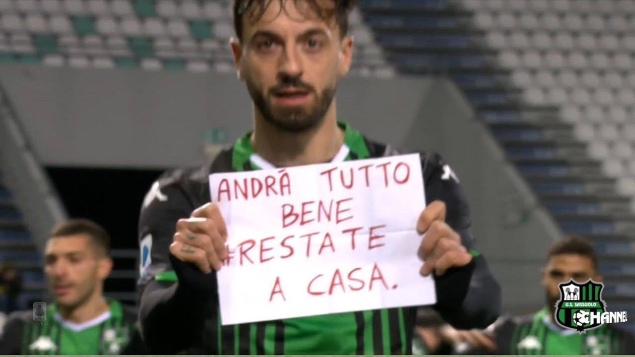 Applausi a Ciccio Caputo. Più di Immobile, più di Ronaldo, il re romantico del calcio italico