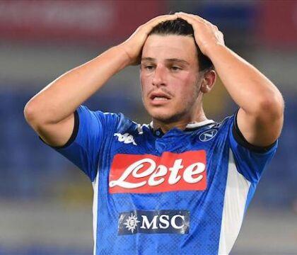 Ammonito Demme: era diffidato, salterà la partita col Genoa