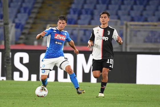 CorSport: Atalanta-Napoli, tornano Demme e Politano, Gasperini schiera Ilicic