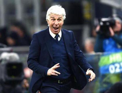 """Gasperini: """"E' bellissimo che tutta l'Italia tifi per noi. Siamo un po' come la Nazionale"""""""