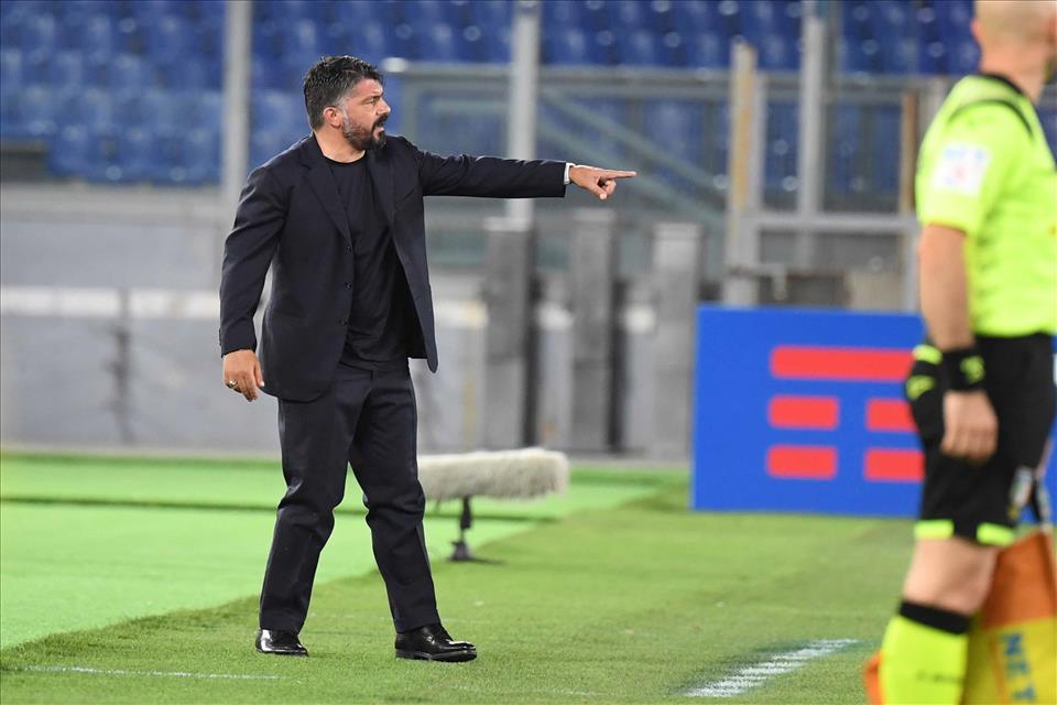 CorSera: Atalanta-Napoli è l'ultimo treno di Gattuso per la Champions