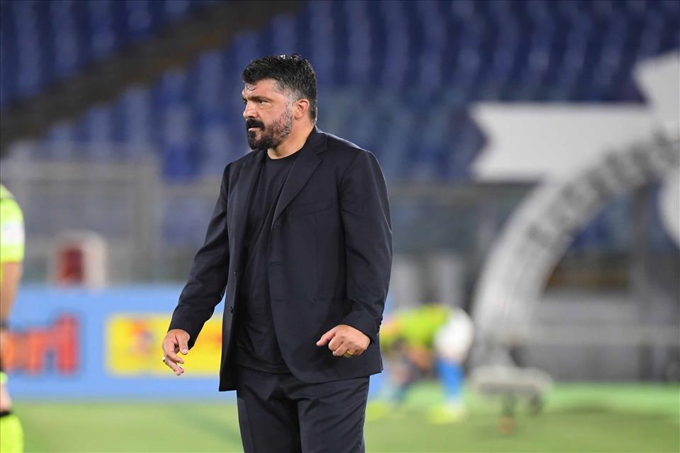 Gattuso: «Milik è insostituibile, ma quando un giocatore vuole andare via bisogna ascoltarlo»