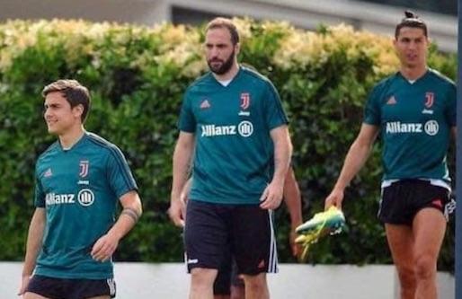 Ufficiale: Higuain giocherà in MLS con l'Inter Miami