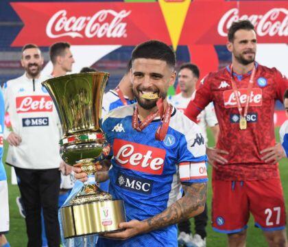 Il calendario della Coppa Italia: Napoli Spezia la sera del 28 gennaio