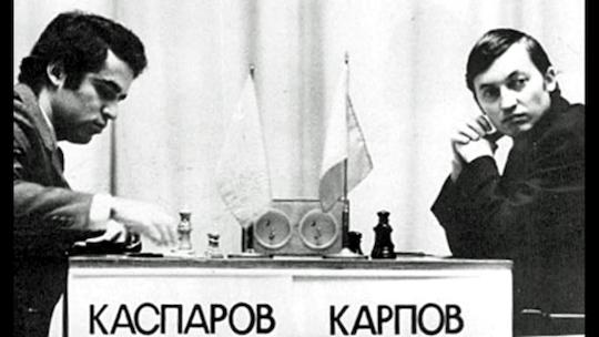Karpov: «È follia pensare che gli scacchi siano razzisti perché il bianco muove prima»