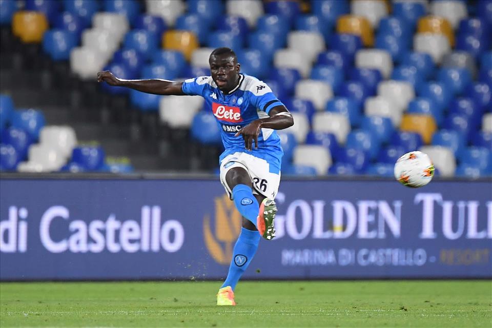 Atalanta-Napoli, Koulibaly marca Zapata, Politano dovrà limitare Gosens