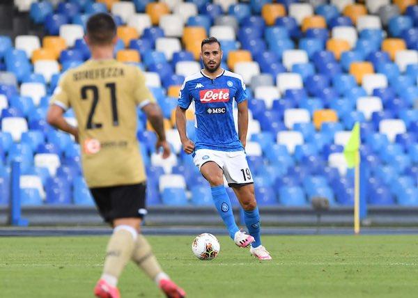 Nel girone di ritorno il Napoli è secondo in classifica
