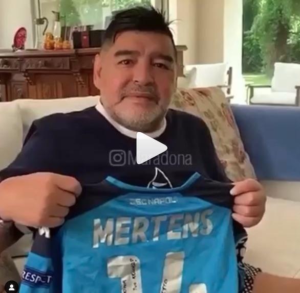 Una settimana prima di morire Maradona è caduto battendo la testa ma non è stato curato