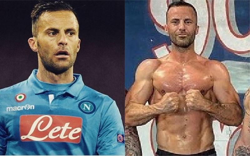 """Il nuovo Mesto, paracadutista dal fisico bestiale: """"Se non giochi a Napoli, la tua vita non è completa"""""""