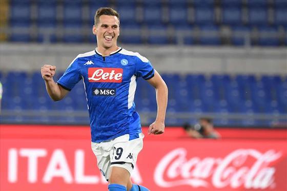 Tuttosport: il Napoli chiede al Tottenham Moura e una somma in denaro per Milik