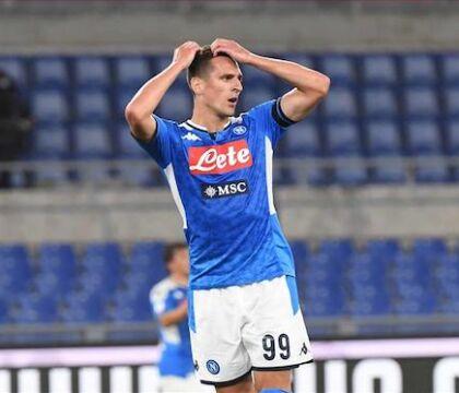 La Roma offre al Napoli Under e Veretout per Milik, ma il po