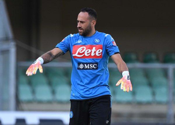 Corsport: Parma-Napoli, gioca Ospina