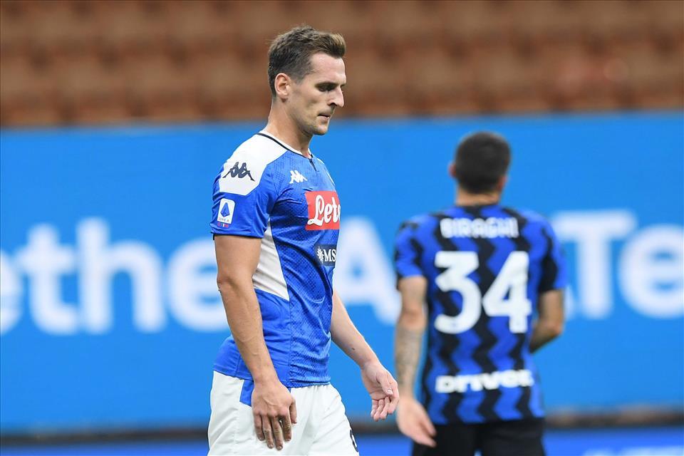 Boniek: «Se ha la fiducia dell'allenatore, Milik può fare la fortuna di ogni squadra»